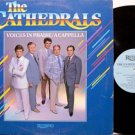 Cathedrals, The - Voices In Praise / Acapella - Vinyl LP Record - Christian