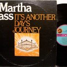 Bass, Martha - It's Another Day's Journey - Vinyl LP Record - Oliver Sain - Black Gospel