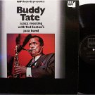 Tate, Buddy - A Jazz Meeting With Ted Easton - Holland Pressing - Vinyl LP Record - Jazz