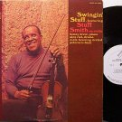 Smith, Stuff - Swingin' Stuff - Vinyl LP Record - White Label Promo - Jazz
