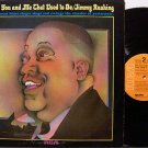 Rushing, Jimmy - The You & Me That Used To Be - Vinyl LP Record - Jazz