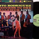 Rodriguez, Tito - Returns To The Palladium Live - Vinyl LP Record - Latin Jazz