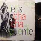 Puente, Tito - Let's Cha Cha With Tito Puente - Vinyl LP Record - Latin Jazz