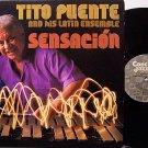Puente, Tito - Sensacion - Vinyl LP Record - Latin Jazz
