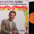 Puente, Tito - Puente Now - Vinyl LP Record - Latin Jazz