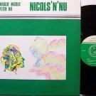 Nicols, Maggie & Peter Nu - Nicols'N'Nu - Vinyl LP Record - Improv Avant Garde Jazz