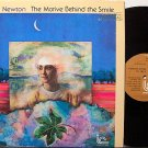Newton, Cam - The Motive Behind The Smile - Vinyl LP Record - Jazz