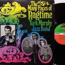 Murphy, Turk Jazz Band - The Many Faces Of Ragtime - Vinyl LP Record