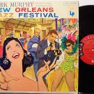Murphy, Turk - New Orleans Jazz Festival - Vinyl LP Record - Columbia 6 Eye Label Mono