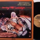 Mannheim Steamroller - Saving The Wildlife - Vinyl LP Record - PBS TV Soundtrack / New Age Jazz