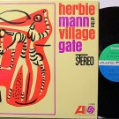 Mann, Herbie - At The Village Gate - Vinyl LP Record - Jazz