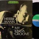Mann, Herbie - My Kinda Groove - Vinyl LP Record - Jazz