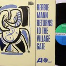 Mann, Herbie - Returns To The Village Gate - Vinyl LP Record - Jazz
