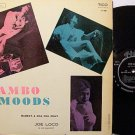 Loco, Joe & His Quintet - Mambo Moods - Vinyl LP Record - Tico Label - Jazz