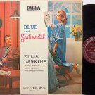 Larkins, Ellis - Blue And Sentimental - Vinyl LP Record - Sexy Cheesecake Cover - Mood Jazz