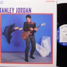Jordan, Stanley - Magic Touch - Vinyl LP Record - Jazz