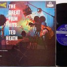 Heath, Ted - The Gret Film Hits - Vinyl LP Record - Big Band Jazz