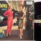 Hawkins, Erskine Quintet - The Hawk Blows At Midnight - Vinyl LP Record - Jazz