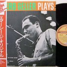 Geller, Herb - Plays - Vinyl LP Record - Japan Pressing With OBI Strip - Jazz