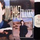 Franks, Michael - The Camera Never Lies - Vinyl LP Record - Jazz