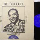 Doggett, Bill - All His Hits - Vinyl LP Record - R&B Jazz
