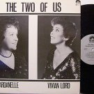 Dardanelle / Vivian Lord - The Two Of Us - Vinyl LP Record - Jazz
