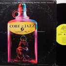 Core Of Jazz - Various Artists - Vinyl Lp Record - Promo
