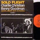 Christian, Charlie - Solo Flight Vol. II - Vinyl LP Record - U.K. Pressing - Jazz