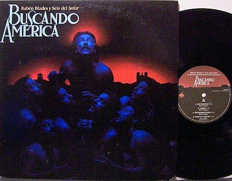 Blades, Ruben - Buscando America - Vinyl LP Record - Latin Jazz