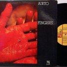 Airto - Fingers - Vinyl LP Record - Jazz