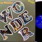 Wonder, Stevie - Wonder - Spain Tamla Motown Pressing - Vinyl LP Record - R&B Soul