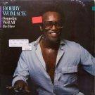 Womack, Bobby - Someday We'll All Be Free - Sealed Vinyl LP Record - R&B Soul