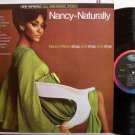 Wilson, Nancy - Nancy Naturally - Vinyl LP Record - R&B Soul Pop