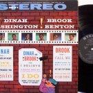 Washington, Dinah and Brook Benton - The Two Of Us - Vinyl LP Record - R&B Soul