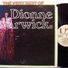Warwick, Dionne - The Very Best Of - Vinyl LP Record - R&B Soul
