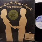 Troutman, Tony - Your Man Is Home Tonight - Vinyl LP Record - R&B Soul