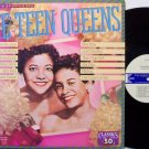 Teen Queens, The - Eddie My Love - Vinyl LP Record - R&B Soul
