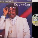 Taylor, Johnnie - This Is Your Night - Vinyl LP Record - R&B Soul