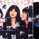 Sweet Obsession - Self Titled - Vinyl LP Record - Promo - R&B Soul