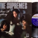 Supremes - I Hear A Symphony - Vinyl LP Record - R&B Soul