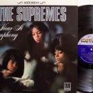 Supremes - I Hear A Symphony - Vinyl LP Record - R&B Soul