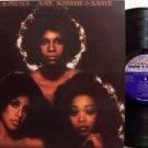 Supremes, The - Mary Scherrie & Susaye - Vinyl LP Record - R&B Soul