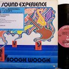 Sound Experience - Boogie Woogie - Vinyl LP Record - R&B Soul