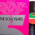 Soul Years, The - Various Artists - Vinyl 2 LP Record Set - La Vern Baker / Clovers etc - R&B Soul
