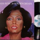 Ross, Diana - 20 Golden Greats - Spain Pressing - Vinyl LP Record - R&B Soul