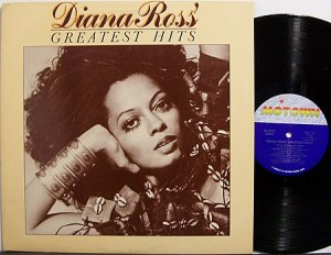 Ross, Diana - Greatest Hits - Vinyl LP Record - R&B Soul