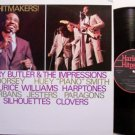R&B Hitmakers - Various Artists - Vinyl LP Record - Paragons / Turbans / Clovers etc - R&B Soul