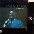 Prysock, Arthur - Unforgettable - Vinyl LP Record - R&B Soul