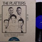 Platters, The - 19 Hits - Vinyl LP Record - R&B Soul