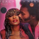 Peaches & Herb - Twice The Fire - Sealed Vinyl LP Record - R&B Soul Disco Dance